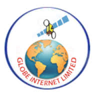 globe internet limited logo